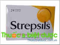 Strepsils with honey and lemon