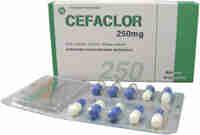 Cefaclor 250mg