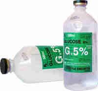 Glucose 5% 500ml