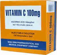 Vitamin C 100mg/2ml