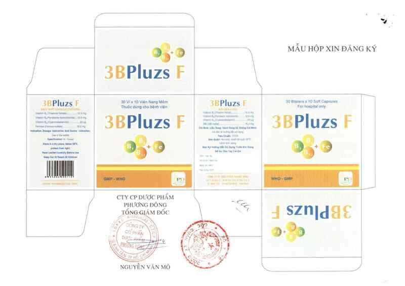 thông tin, cách dùng, giá thuốc 3Bpluzs F - ảnh 8