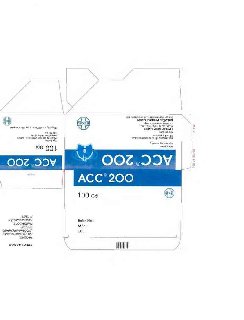 thông tin, cách dùng, giá thuốc ACC 200 mg - ảnh 3