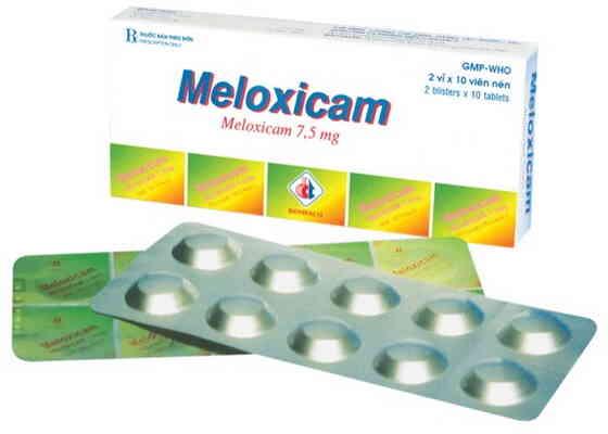 Meloxicam 7,5 mg