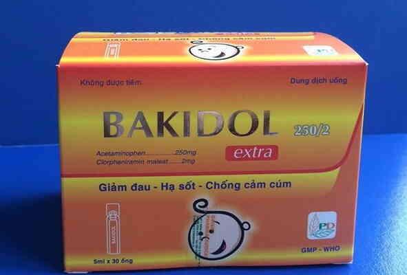 Bakidol Extra 250/2