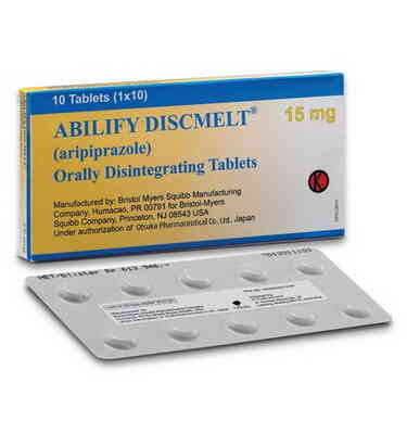 Abilify tablets 15mg