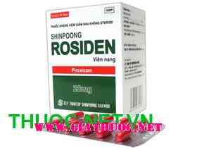 Shinpoong Rosiden-20mg