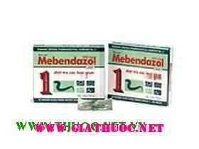 Mebendazol-500mg