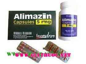 Alimazin-5mg
