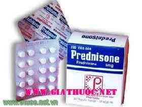 Prednisone-5mg