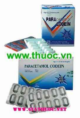 Paracetamol Codein