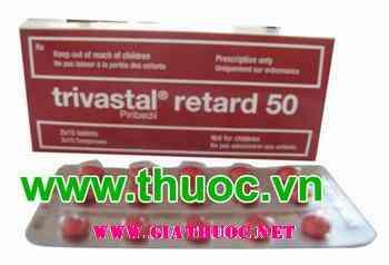 Trivastal Retard-50mg