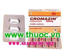 Cromazin-500mg