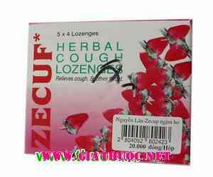 Zecuf Herbal Cough Lozenges