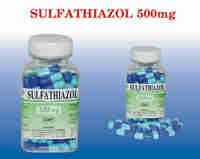 SulfaThiazol 500mg
