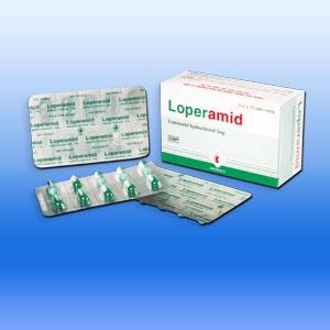 Loperamid 2mg
