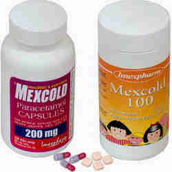 Mexcold 200mg